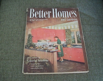 Better Homes and Gardens Magazine May 1951. Price Includes Shipping.
