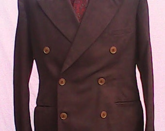 Montague Burton Jacket 1950s.