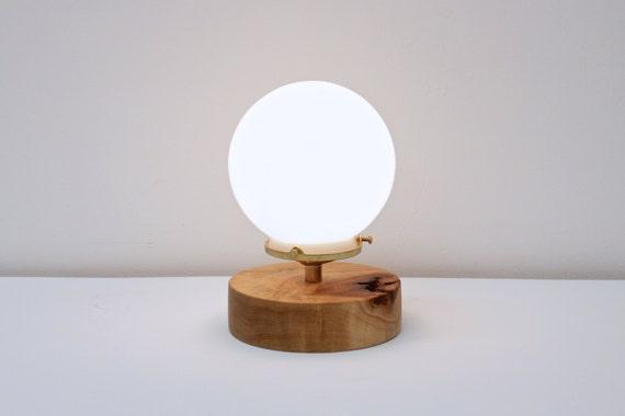 Night light desk lamp brass table lamp globe light like this item aloadofball Gallery