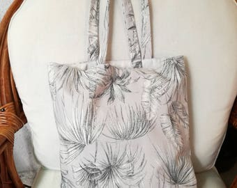 Cloth bag, tropical Visual