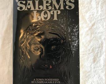 Stephen King, 'Salem's Lot', 11th Printing Paperback