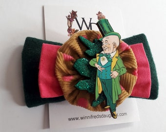 Wizard of the Bright Green City Bow