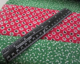 Lot of woven cotton fabrics