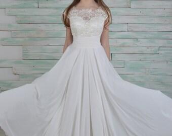 wedding dress, white dress,  boho wedding dress, wedding, wedding dress long,  wedding clothes, ivory wedding dress, dress for bridesmaids
