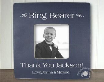 Ring Bearer Gift Ring Bearer Frame Ring Bearer Gift Ideas Thank You Gift For Ring Bearer IB5FSWED