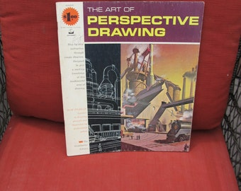 Grumbacher; the Art of Drawing Perspective; step by step instruction thru simple diagram; gives working knowledge of this fundamental art