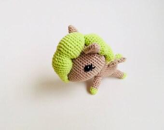 Crochet Pony Amigurumi