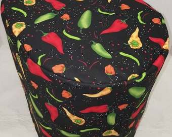 Hot Peppers Instant Pot Pressure Cooker Cover
