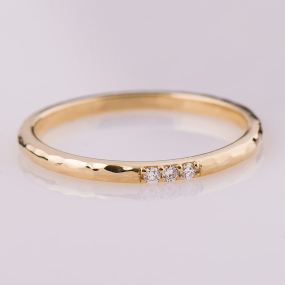 ring lab classic yellow joy of products yg gold a russian london twist grande bands wedding diamond band
