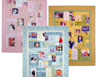 12 Photo lap size Collage - made to order