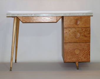Restored Paul Mccobb Style Desk