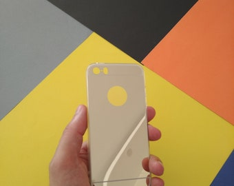 iPhone 5s case mirror