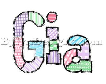 """Personalized Name Sign 2-3 Letters  (8""""x10"""")"""