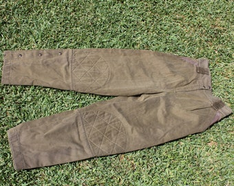 Claude Montana Khaki pants