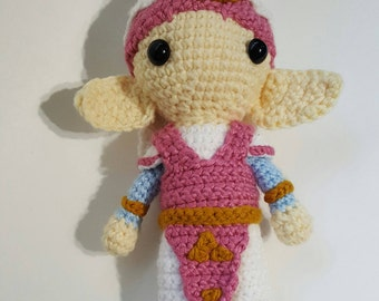 Amigurumi Zelda Pattern : Link hat legend of zelda handmade crochet child adult xl