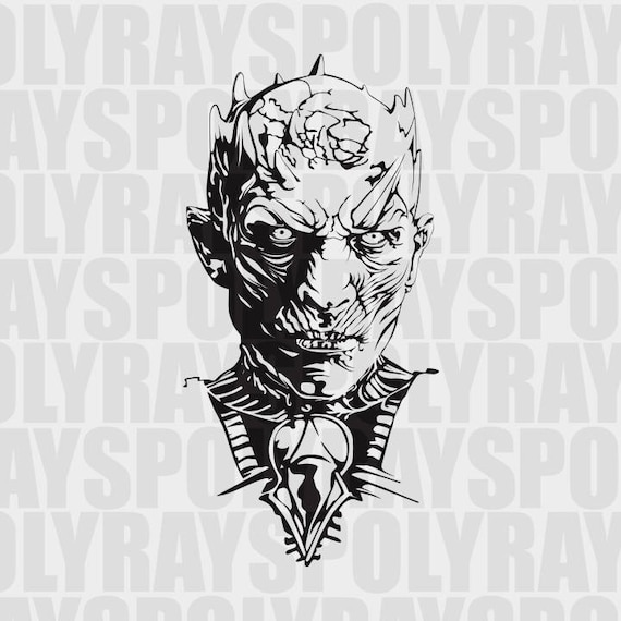 Night King Svg Game Of Thrones Svg Svg Night King Png