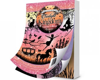 Little Book of Twilight Kingdom - Sunset Edition