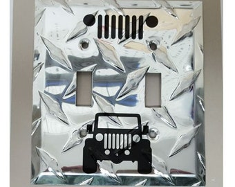 Jeep Light Switch Cover