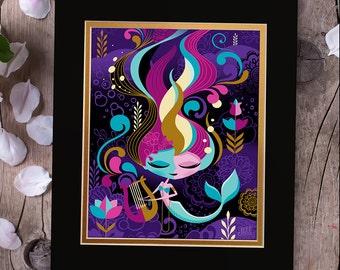 Siren Song Print
