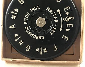 Master Key Chromatic Pitch Instrument