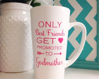 Only Best Friends Get Promoted To Godmother