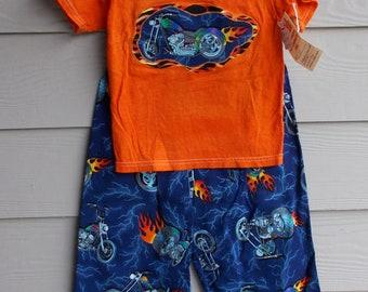 2 pc 100% cotton 2-3T Toddler loungewear,  jammies, pajama set, toddler pajama set, sleepwear, activewear, playwear, lounge pants n t shirt