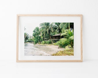 """Island beach photography """"Tropical Paradise"""" 
