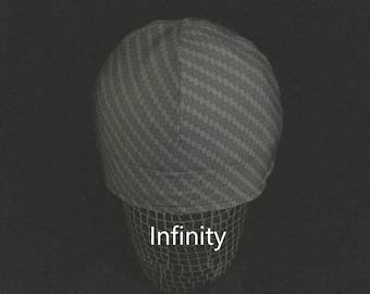 "Helmet Liner/Running Cap/Ski Cap  - ""Infinity"""