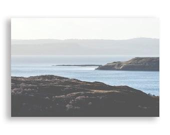 Scotland Landscape Loch Sunart Print - Digital Download, Scottish Highlands,Scotland Nature Photography,Modern Home Decor,Printable Wall Art