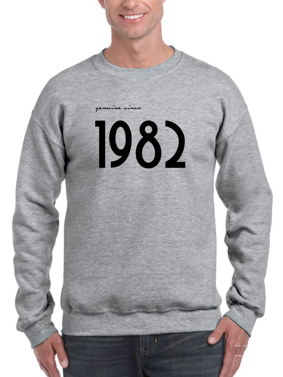 Men sweater GENUINE SINCE...