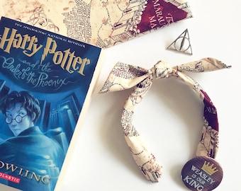 Harry Potter Knot Headband