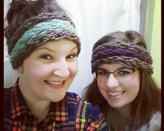 Handmade Winter Headband