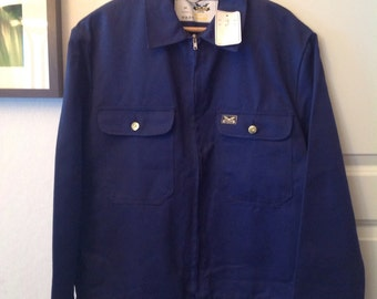 Vintage work jacket from Scandinavia