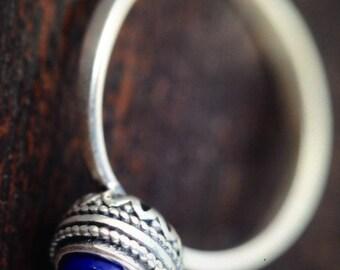 Lapis lazuli ring '925 silver
