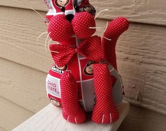 Ohio State Buckeyes Football Cat