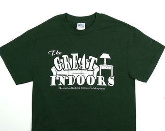 The Great Indoors Shirt by Crazed Lemming