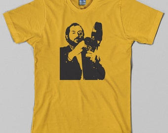Stanley Kubrick T Shirt  - director, film, cinema, shining, clockwork orange, 2001 space odyssey - Graphic Tee, All Sizes & Colors