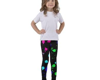 Painted Kid's leggings