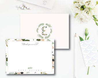 Garden Pretties Stationery