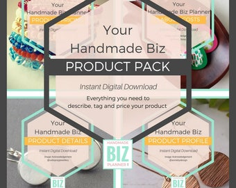 The Handmade Business Product Price Pack