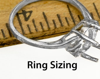 Re-Sizing For Our Rings