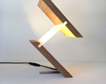 Lamp, Lamps, Table Lamp, Desk Lamp, Modern Lighting, Unusual Gift,
