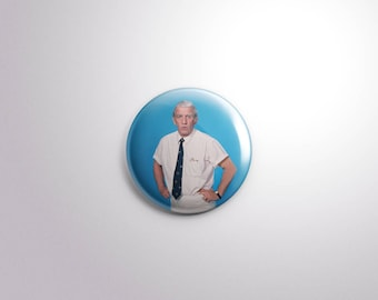 Coach. Cheers Collection Pinback Button [1.5 Inch]