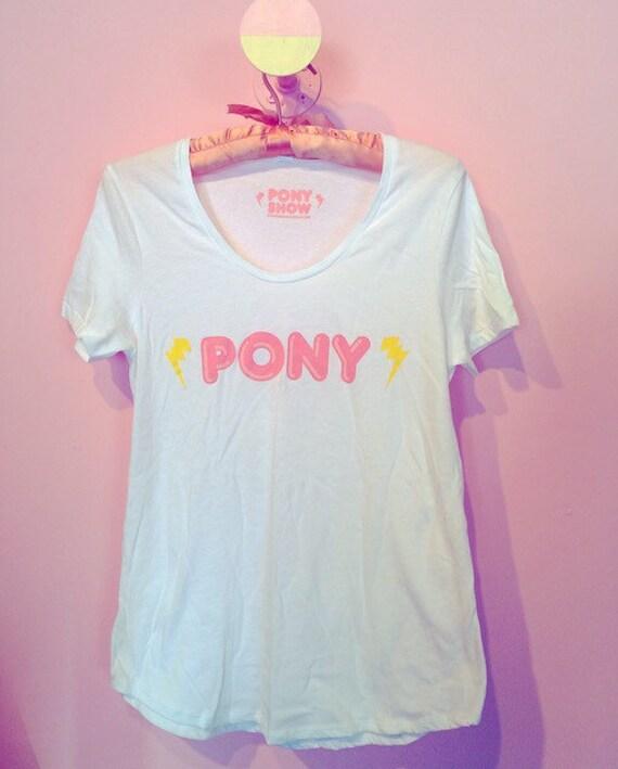 Pony pretty tee