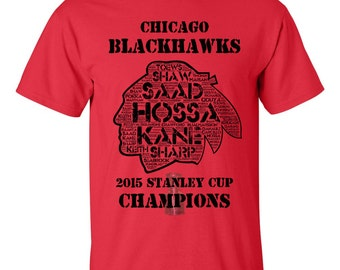 Blackhawks Stanley Cup Champions Shirt, Blackhawks 2015 Champions, Chicago Blackhawks T-Shirt,  Blackhawks Stanley Cup Shirt, Chicago Hawks
