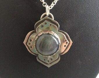 Boho pendant