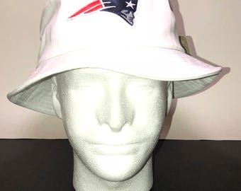 patriots bucket hats