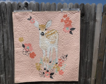 Fawn quilt