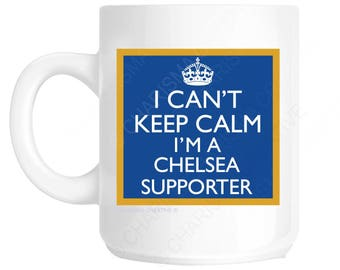 Chelsea Supporter Novelty Fun Mug CH323