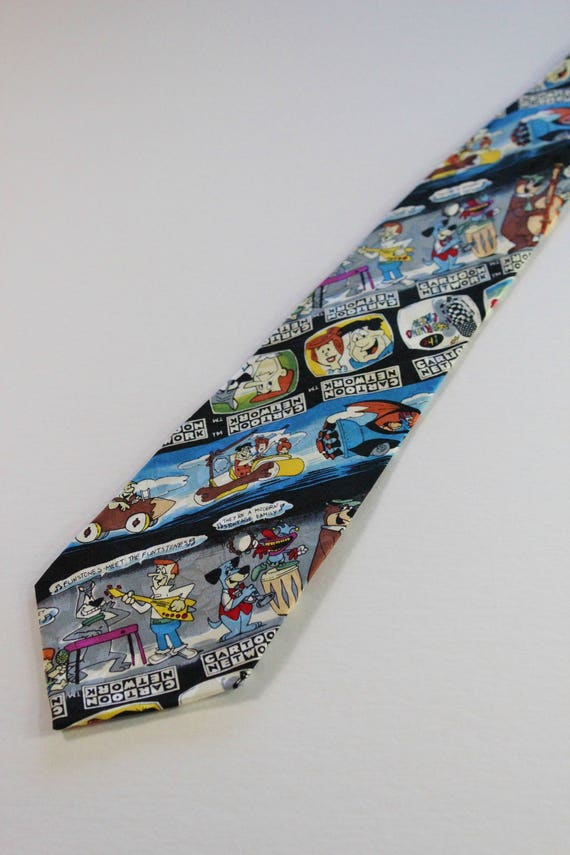 Image result for cartoon network tie